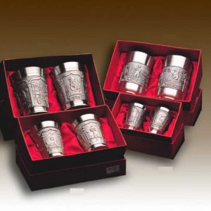 Pewter Cups